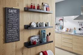 wall mounted kitchen rack mounting