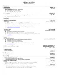 Microsoft Word 2003 Resume Templates Cover Letter Resume Template On Microsoft Word For Representative 15