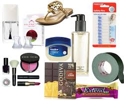things in makeup kit daily