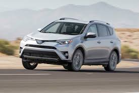 Toyota RAV4: 2017 Motor Trend SUV of the Year Contender