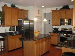 37 best granite countertops with oak cabinets