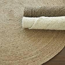 round braided jute rug ballard designs in 6 foot ideas 12
