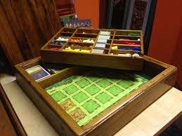 Board Games In Wooden Box 100 best Storage Ideas for Boardgames images on Pinterest 8