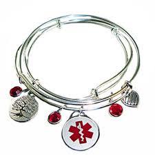 las snless curb link bracelets