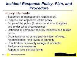 System Incident Report Template