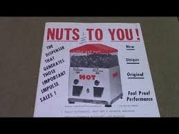 Little Nut Hut Vending Machine For Sale Mesmerizing Chicago Coin Op YouTube Gaming