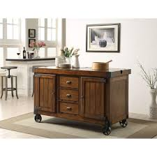 Furniture Of Kitchen Acme Furniture Carts Islands Utility Tables Kitchen The