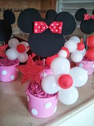 Minnie Mouse Baby Shower Decorations Diy Minnie Mouse Party Centerpieces Birthday Party Ideas For The