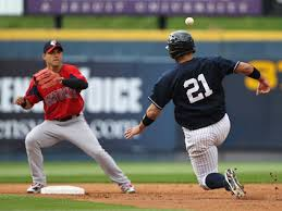 Baseball Basic Base Running And Base Stealing