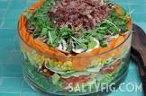 10 layer salad