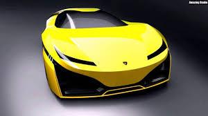 2018 lamborghini madura. brilliant 2018 new lamborghini madura exterior yellow color concept sport car to 2018 lamborghini madura
