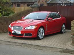 Used 2010 Jaguar XF 5.0 Supercharged V8 XFR 4dr for sale in ...