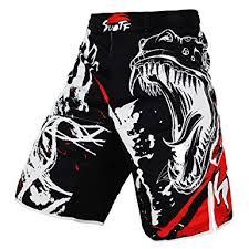<b>SUOTF</b> Black Ink Style Domineering Screaming Fight MMA Fitness ...