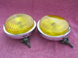 Bosch Yellow Fog Lights Fs Bosch Halogen Yellow Fog Lights Parts For Sale Bmw
