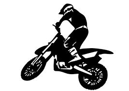 Kleurplaat Motorcross Afb 24762 Images