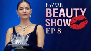 น้ำตาล ชลิตา พาเก็บโมเมนต์ประทับใจรอบพรีลิม Miss Universe Thailand 2019    BAZAAR BEAUTY SHOW EP.8 - YouTube