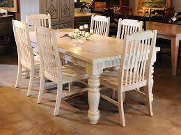 white farm table. Chic White Farmhouse Table Ideas Farm M