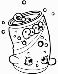 Cookie Coloring Pages New Shopkins Coloring Pages Cookie Shopkins