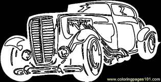 Small Picture Hot Rod Coloring Pages Printable Coloring Coloring Pages