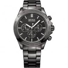 ceramic watches official uk shop francis gaye jewellers men s ikon black ceramic chronograph watch