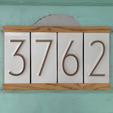 Collect this idea Heath House Numbers Eames tile close up