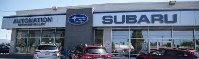 recent reviews from autonation subaru spokane valley
