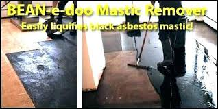 remove tile mastic asbestos mastic 2 removing tile adhesive from plywood floor removing vinyl tile adhesive