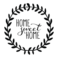 Small Picture Home Sweet Home Leaves Wall Quotes Decal WallQuotescom