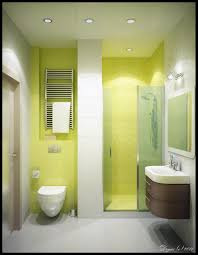 Green Bathroom Designs Green Bathroom Trendy Green And White Bathroom With Green