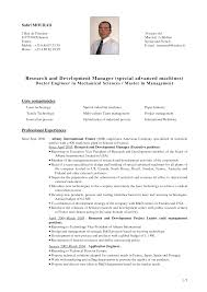 Picture Researcher Sample Resume research cv examples Colombchristopherbathumco 31