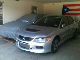 2006 Mitsubishi Lancer EVO MR 1/4 mile trap speeds 0-60 ...