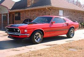 Ford Mustang Mach 1 Ram Air laptimes, specs, performance data ...