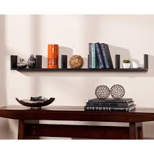 Entryway Shelf And Coat Rack The Best Floating Entryway Shelf U Coat Rack In White Picture For 80