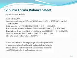 Pro Forma Cash Flow Calculations For Guillermo College Paper Example