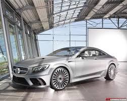 900HP Mansory Mercedes-Benz S63 AMG Coupe With The New Performance ...