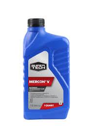 Super Tech Mercon V Automatic Transmission Fluid 1 Quart Walmart Com