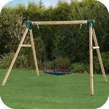 spider monkey ii swing set childrens garden swing plum