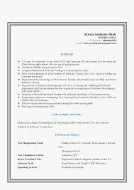 26 Selenium Testing Resume Format Best Resume Templates