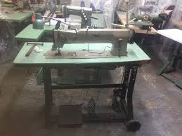 Pfaff 1246 Double Needle long arm, walking foot machine. Complete ... & Photo of DH Sewing Machine - Miami, FL, United States. Pfaff 1246 Double Adamdwight.com