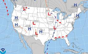 How To Read Surface Analysis Chart Weather Charts