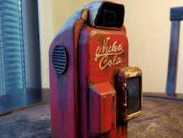 Nuka Cola Vending Machine Extraordinary Fallout 48 Nuka Cola Vending Machine By Vsaari
