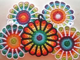 Free Crochet Mandala Pattern Fascinating You Spin Me Round Like A Mandala 48 Free Mandala Crochet Patterns