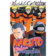 Sách - Naruto - Tập 36, Giá tháng 10/2020