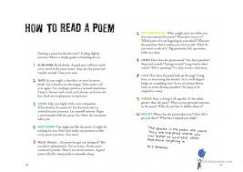 Guiding Light 7 Little Words How To Read Poetry 101 The Blue Nib