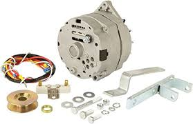 amazon com db electrical akt0007 new ford naa tractor alternator amazon com db electrical akt0007 new ford naa tractor alternator for generator conversion ford tractor jubilee naa garden outdoor