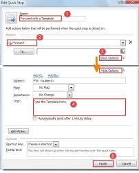 Use Email Template Outlook 2013 2 Methods To Quickly Forward Outlook Emails With A Template