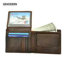 <b>cow leather</b> wallet