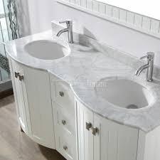 elegant bathroom double vanity tops 6 studio bathe bridgeport 60 pertaining to fancy 47 inch vanity top for your residence decor