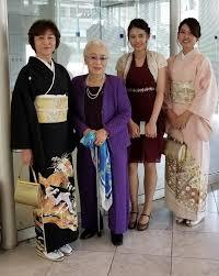 和装結婚式ご親族 横浜出張着付けharu小西歩