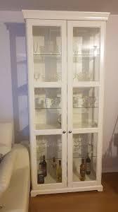 brend new ikea glass door cabinet for 200 original at ikea is